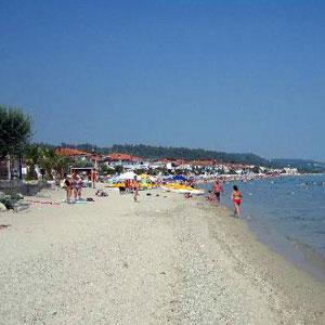 Пефкохори фото пляж отзывы