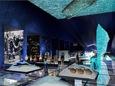 Новый  музей-корабль подводных сокровищ  откроется в Афинах