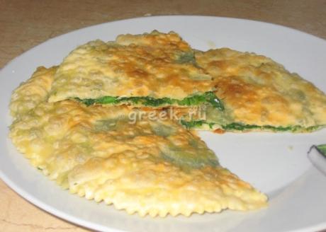 греческая кухня рецепты с фото