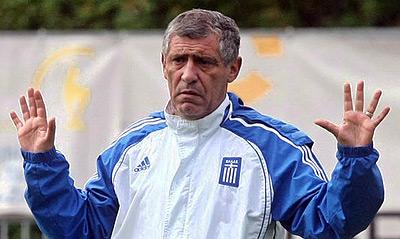 Сборную Греции по футболу после ЧМ-2014 возглавит новый спец…