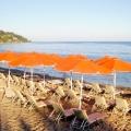 Пляж в Неа Скиони
